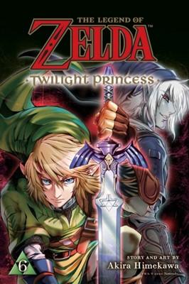 The Legend of Zelda: Twilight Princess, Vol. 6 Akira Himekawa 9781974711635
