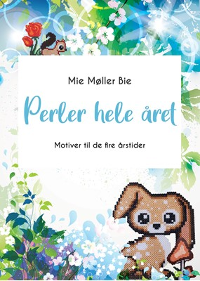 Perler hele året Mie Møller Bie 9788771715927