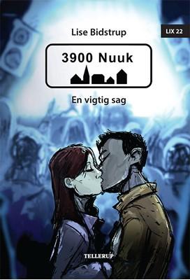 3900 Nuuk #3: En vigtig sag Lise Bidstrup 9788758838694