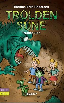 Trolden Sune #2: Troldehulen Thomas Friis Pedersen 9788758838038
