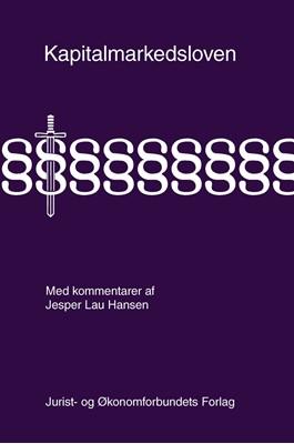 Kapitalmarkedsloven Jesper Lau Hansen 9788757436396