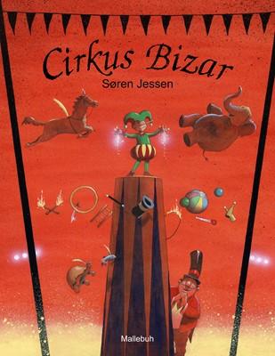 Cirkus Bizar Søren Jessen 9788792805898
