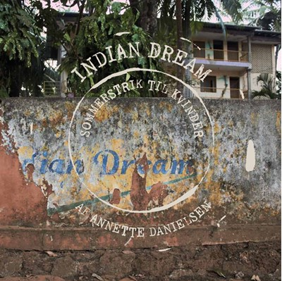 Indian dream Annette Danielsen 9788793252448