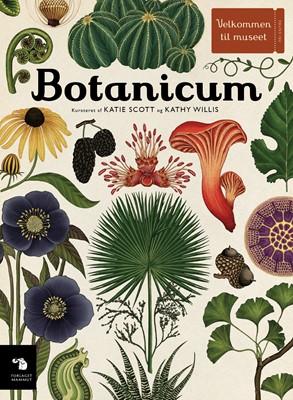 Botanicum Kathy Willis, Katie Scott 9788797069134