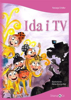 Ida i TV Natasja Erbillor 9788770186582