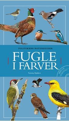 Fugle i farver inkl. cd Tommy Dybbro 9788740022278