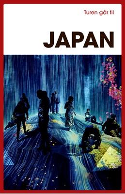 Turen går til Japan Katrine Klinken, Asger Røjle Christensen, Mette Holm 9788740055962