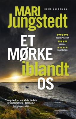 Et mørke iblandt os Mari Jungstedt 9788770367820