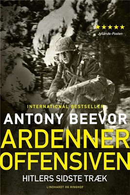 Ardenneroffensiven Antony Beevor 9788711984178