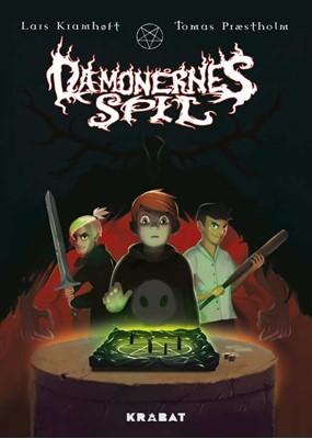 Dæmonernes spil Lars Kramhøft 9788793974036