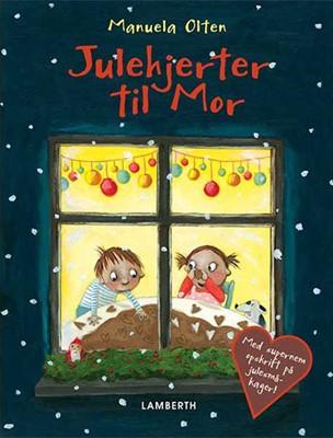 Julehjerter til mor Manuela Olten 9788772248264