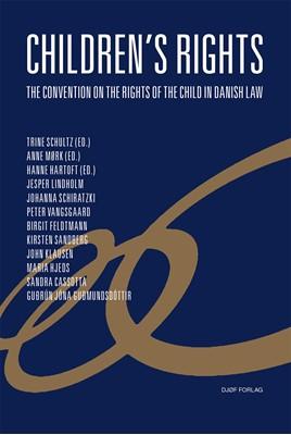 Children's Rights Hanne Hartoft 9788757444889