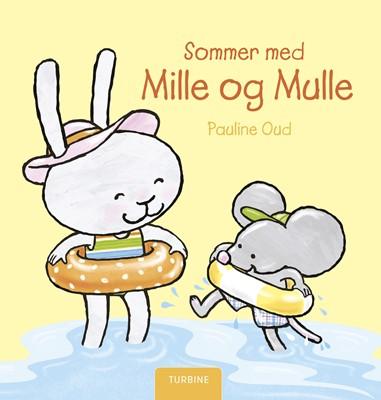 Sommer med Mille og Mulle Pauline Oud 9788740661019