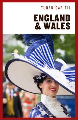 Turen går til England & Wales Kim Wiesener, Kristoffer Flakstad 9788740048742