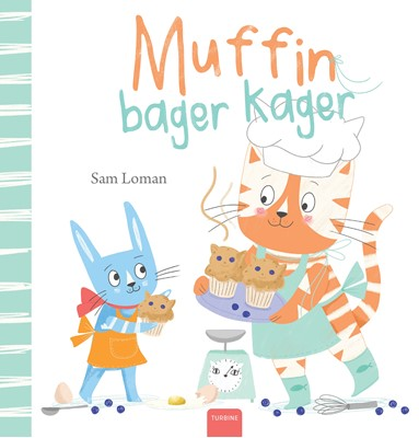 Muffin bager kager Sam Loman 9788740661156