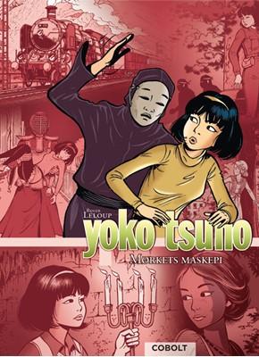 Yoko Tsuno samlebind 7 Roger Leloup 9788770857994