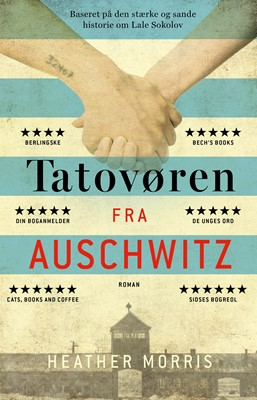 Tatovøren fra Auschwitz Heather Morris 9788793338968