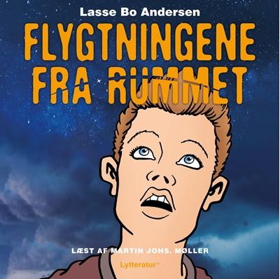 Flygtningene fra rummet Lasse Bo Andersen 9788770303996