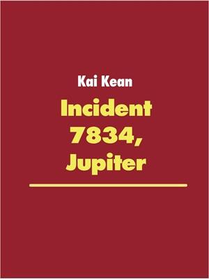 Incident 7834, Jupiter Kai Kean 9788743014621