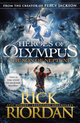 The Son of Neptune (Heroes of Olympus Book 2) Rick Riordan 9780141335735