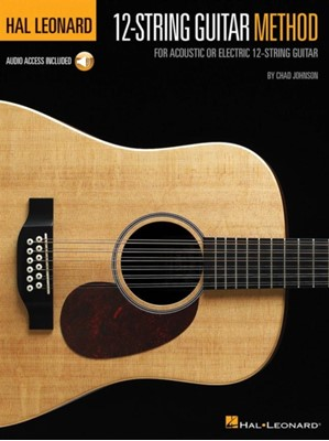 HAL LEONARD 12STRING GUITAR METHOD  9781540005205