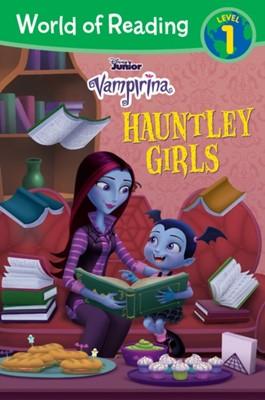 World of Reading Hauntley Girls Disney Book Group, Disney Books 9781368053273