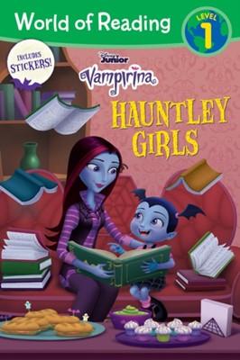 World of Reading Hauntley Girls Disney Book Group, Disney Books 9781368047845