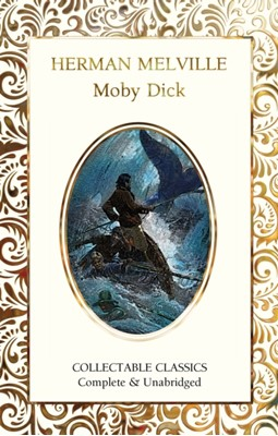 Moby Dick Herman Melville 9781787557901