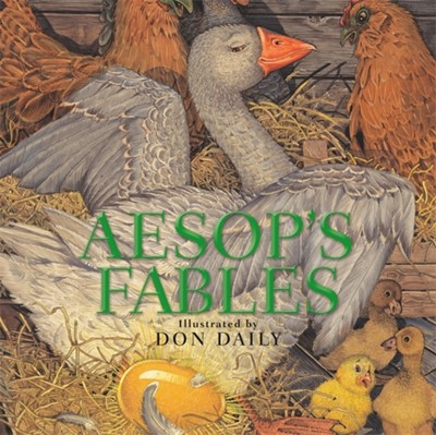 Aesop's Fables Don Daily 9780762495979