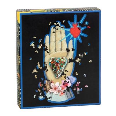 Christian Lacroix Heritage Collection Maison de Jeu 750pc Shaped Puzzle Galison, Christian Lacroix 9780735364073