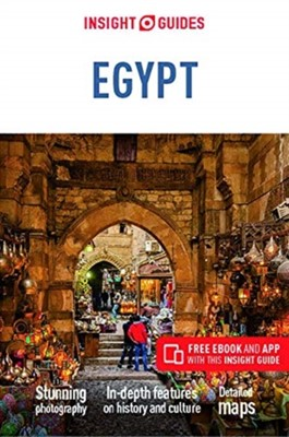 Insight Guides Egypt (Travel Guide with Free eBook) Insight Guides, Insight Guides Travel Guide 9781789198935