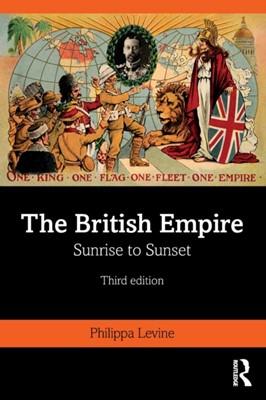 The British Empire Philippa Levine 9780815366232