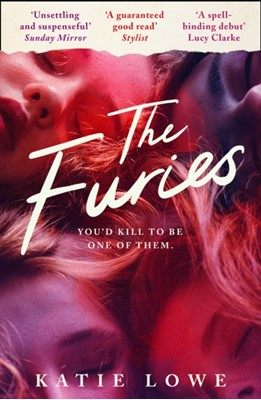 The Furies Katie Lowe 9780008289010
