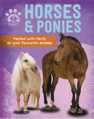 Pet Expert: Horses and Ponies Gemma Barder 9781526308191