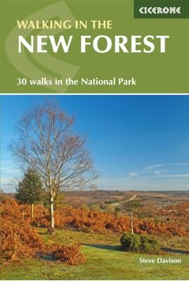 Walking in the New Forest Steve Davison 9781852848774