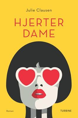 Hjerterdame Julie Clausen 9788740661873