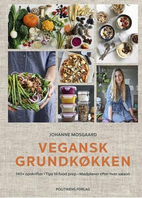 Vegansk grundkøkken Johanne Mosgaard 9788740058420