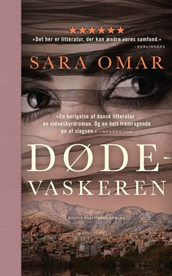 Dødevaskeren Sara Omar 9788740053258
