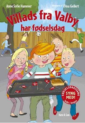 Villads fra Valby har fødselsdag Anne Sofie Hammer 9788763861410