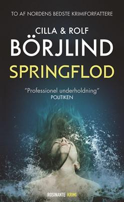 Springflod Cilla, Rolf Börjlind 9788763850360
