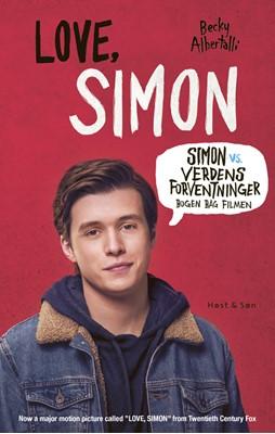 Love, Simon - filmudgave Becky Albertalli 9788763860833