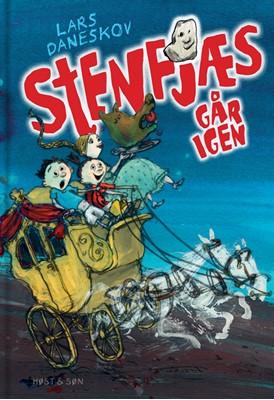 Stenfjæs går igen Lars Daneskov 9788763859950