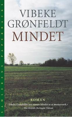 Mindet Vibeke Grønfeldt 9788763804905