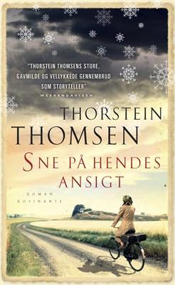 Sne på hendes ansigt, pocket Thorstein Thomsen 9788763813969