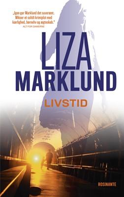 Livstid, hb Liza Marklund 9788763824965