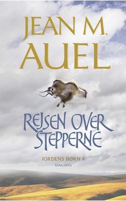 Rejsen over stepperne Jean M. Auel 9788763818322
