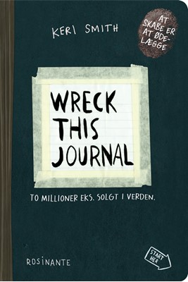 Wreck This Journal Keri Smith 9788763838962