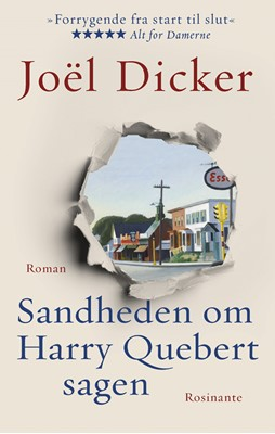 Sandheden om Harry Quebert-sagen - luksusudgave Joël Dicker 9788763846493