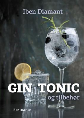 Gin, tonic og tilbehør Iben Diamant 9788763846547
