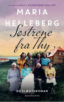 Søstrene fra Thy Maria Helleberg 9788763852630